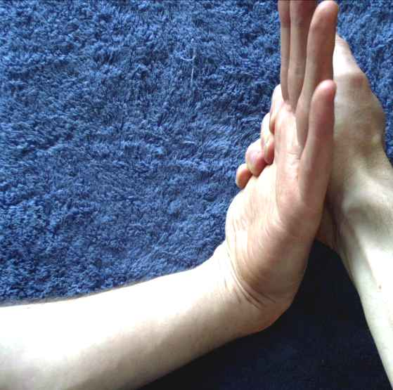 Wrist and forearm : abducting twist
